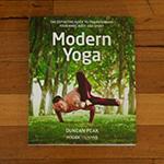MODERN YOGA book