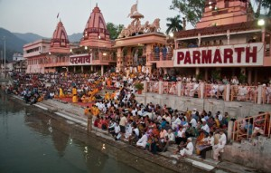 Parmarth Niketanrishikesh indian homestays power living australia yoga partners charity