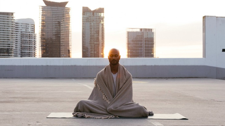 Manoj Dias Power Living Australia Yoga