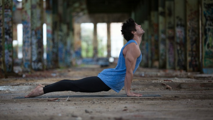 Adam Rose power living australia yoga perth