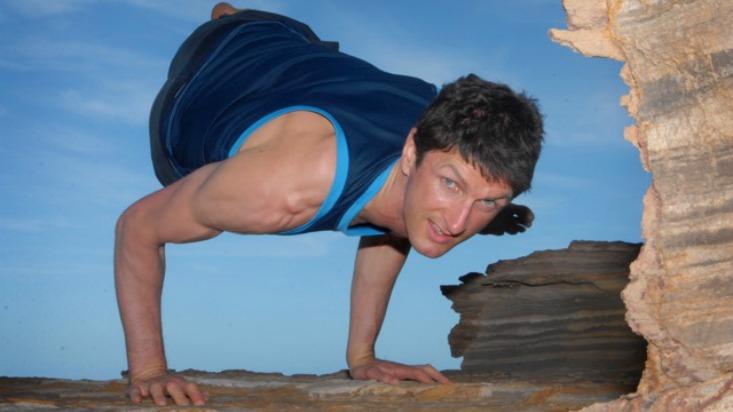 blair hughes power living australia yoga