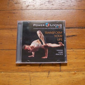 Vinyasa Audio Practice CD