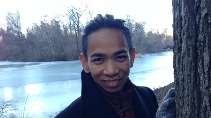 Eric Salazar Power Living Australia Yoga
