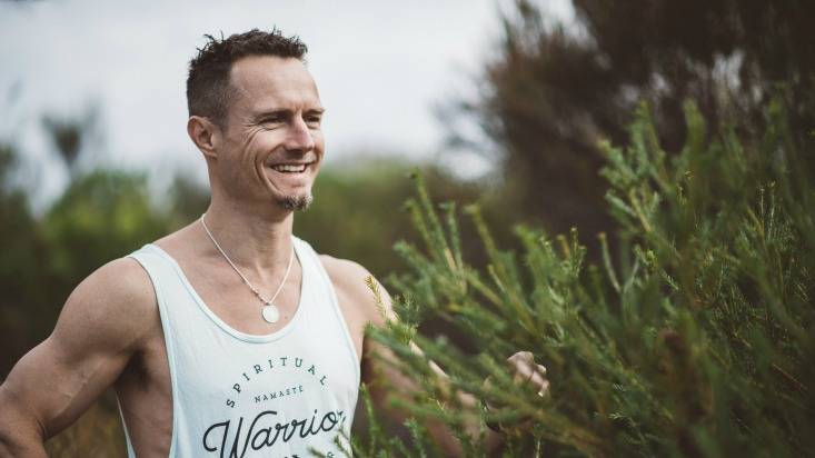 keenan crisp power living australia yoga facilitator