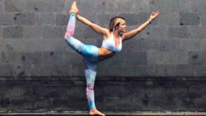 Morgan Langford Power Living Australia Yoga