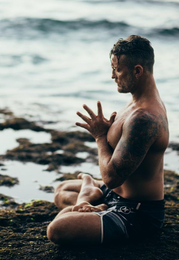 The Art of Meditation power living australia yoga duncan peak