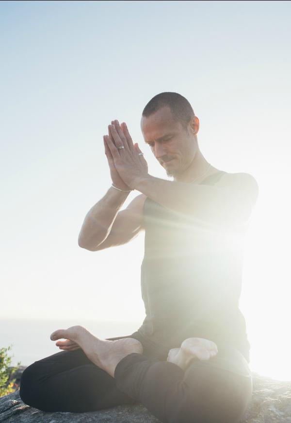 Keenan Crisp Sadhana Spiritual Practice Power Living Australia Yoga blog