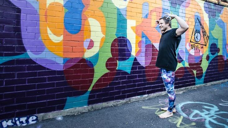 Shawn Taylor Power Living Australia Yoga