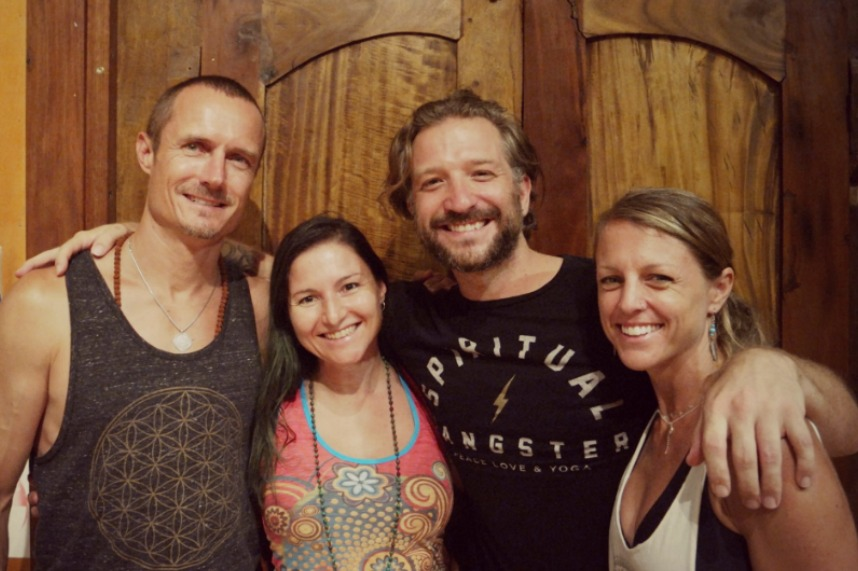 Gratitude Hanuman Mentorship power living australia yoga