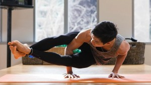 William Wong Power Living Australia Yoga