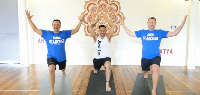 BROS & BOOCH power living australia yoga