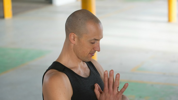 Chris Martin Power Living Australia Yoga Adelaide