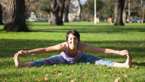 Elenni Balis Power Living Australia Yoga