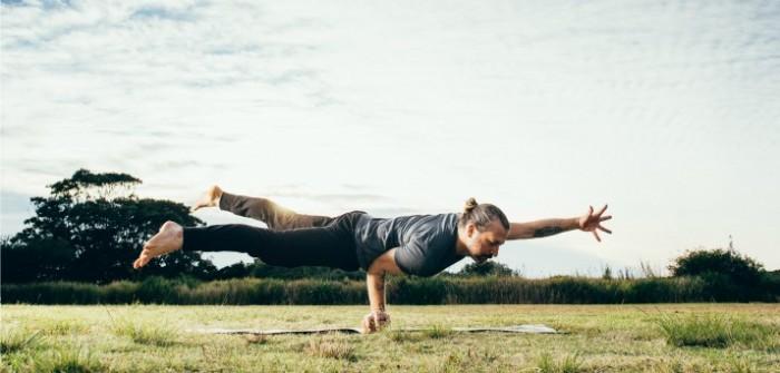 Fight to Flight Adam Whiting Power Living Australia Yoga