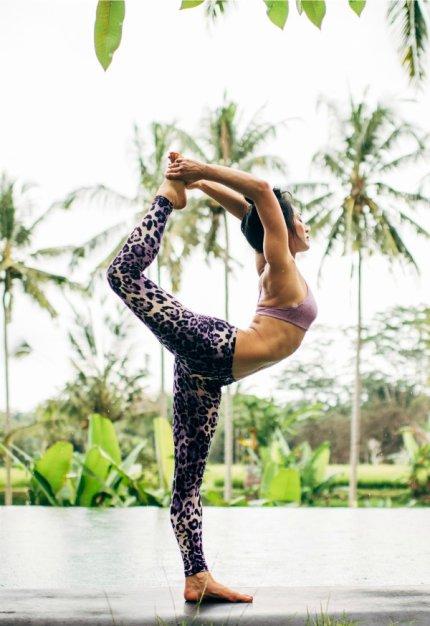 Yoga Practice on Holiday Power Living Australia Yoga Emee Dillon