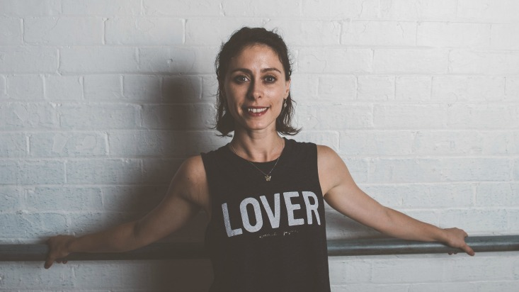 gina brescianni power living australia yoga facilitator