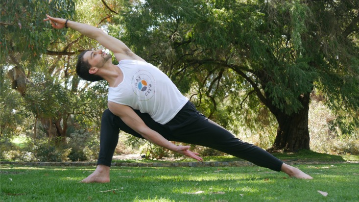 linton aberle power living australia yoga