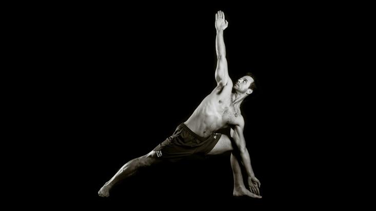 Max Griffin Power Living Australia Yoga Perth