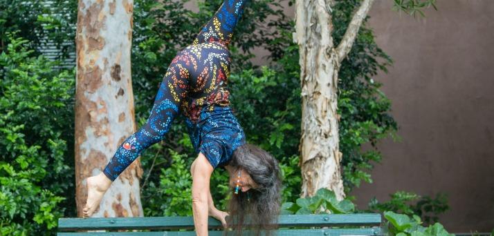 Ana Forrest Power Living Australia yoga Luminous Core
