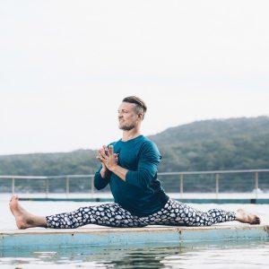 living in the now power living australia yoga