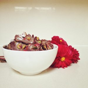 Raw Chocolate Bark