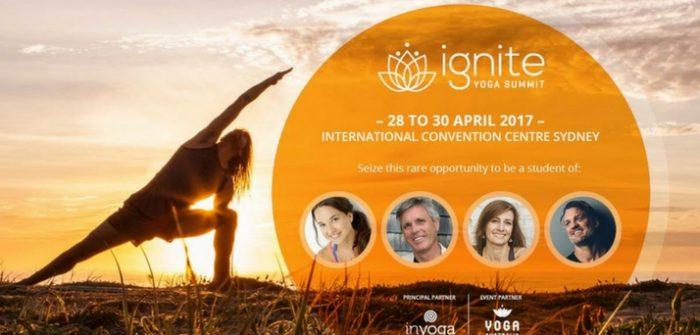 ignite yoga summit duncan peak power living australia yoga