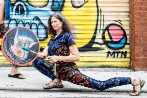 Ana Forrest Power Living Australia Yoga blog