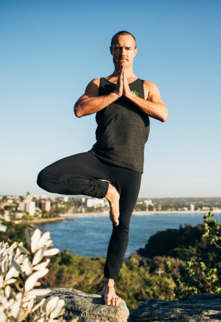 Being Present Power Living australia yoga