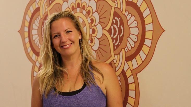 Finding Your Voice Justine Hamill Power Living Australia Yoga New Zealand Wellington