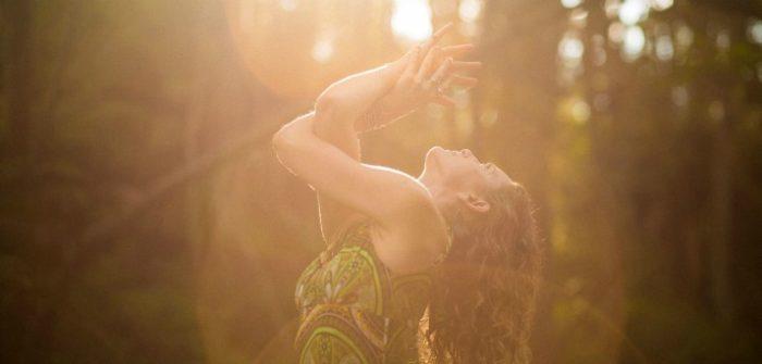 Kara-Leah Maha Shakti Women's Circle Power living australia yoga