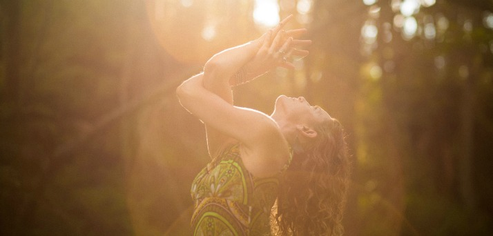 Kara-Leah Maha Shakti Women's Circle Power living australia yoga