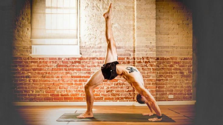 sam hayes power living australia yoga perth