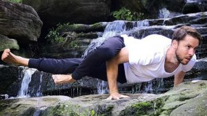 Ben Taylor power living australia yoga