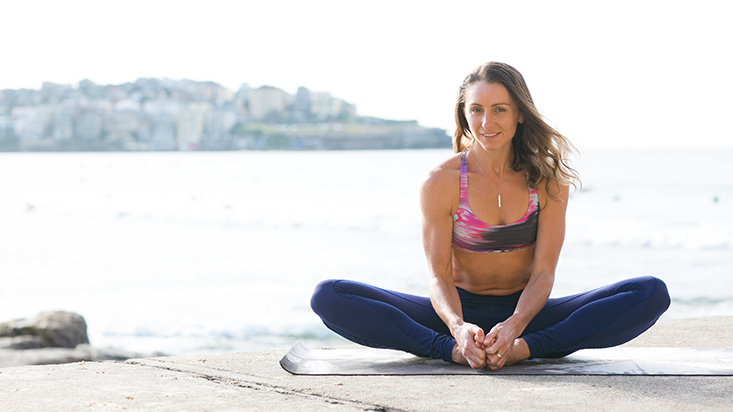 Bree Corbett Power Living Australia Yoga Teachers Network