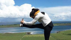 Edel Maher Power Living Australia Yoga Teachers Network