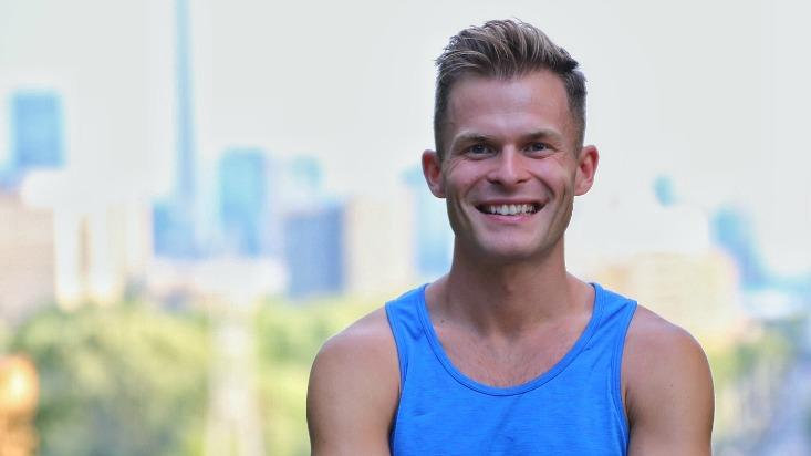 Duncan Parviainen Power Living Australia Yoga Fitzroy