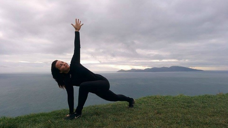Rosie Sievers Power living australia yoga new zealand wellington