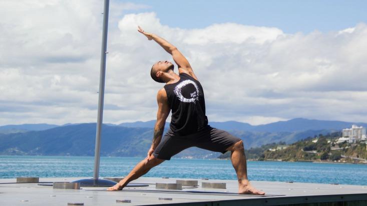 jase te patu power living australia yoga new zealand wellington