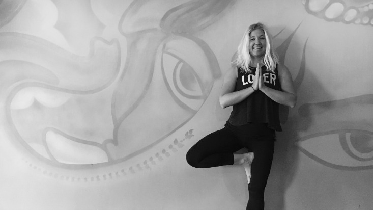 Annie Aitkin Power Living Australia Yoga Teachers Network