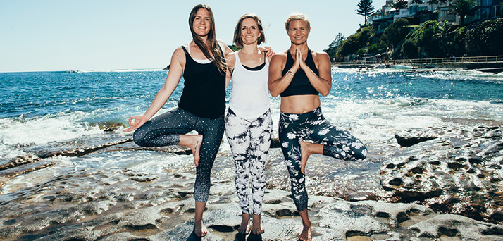 Manly Beach Yoga Teacher Training