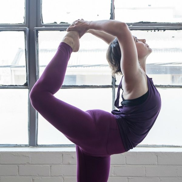 Maud leger the day i got yoga power living australia yoga blog