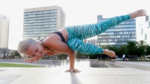 Zoe Trenwith Power Living Australia Yoga Adelaide