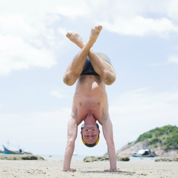 Duncan Parviainen yoga training rite of passage power living australia yoga blog