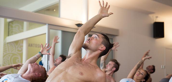 Movember power living australia yoga new zealand wellington charity mens