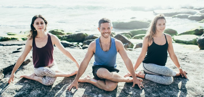yin and vin jordan berger power living australia yoga bondi beach