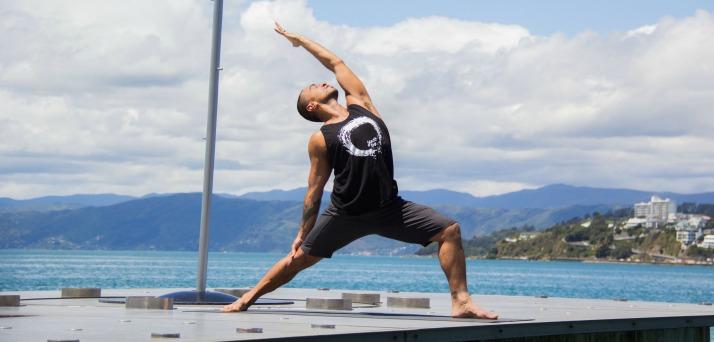 yoga for beginners new zealand wellington power living australia yoga jase te patu