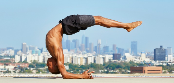 Andrew Sealy fearless backbends power living australia yoga