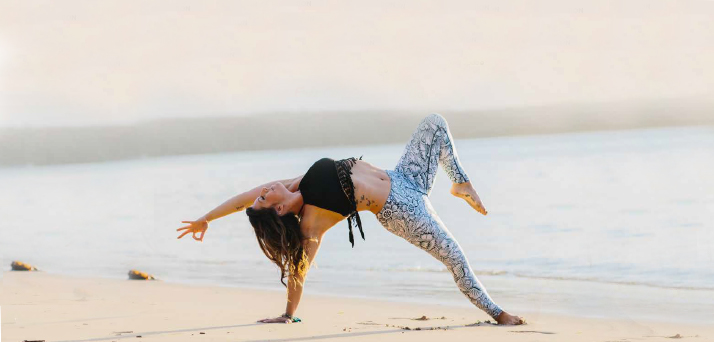 empowering the wild karina pupo bondi beach power living australia yoga
