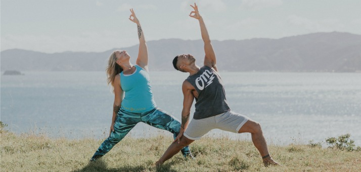30 day challenge modern yoga power living