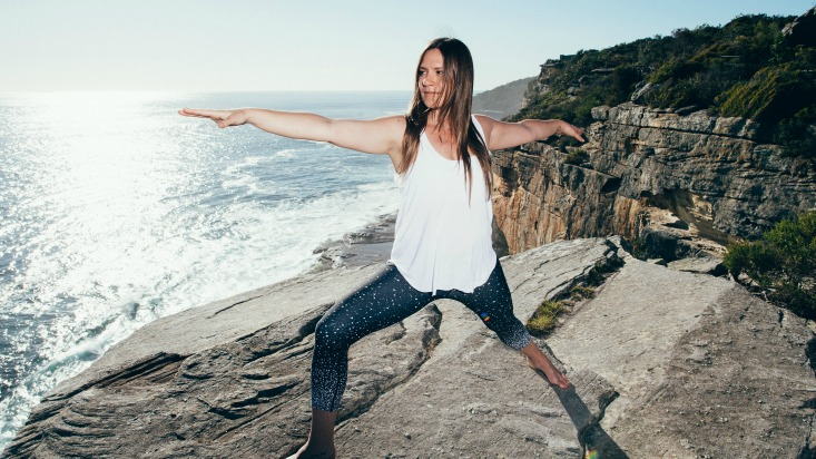 cazz lemessurier power living australia yoga